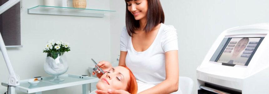 Профессия косметолога